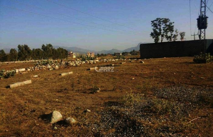 4 Kanal Commercial Plot For Sale in Gul Abad Chowk Dir.