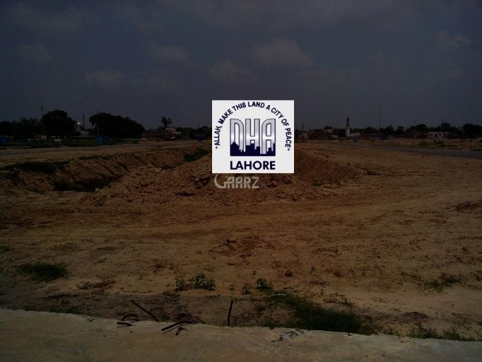 4 Kanal Plot For Sale In DHA Phase-3 , Lahore.