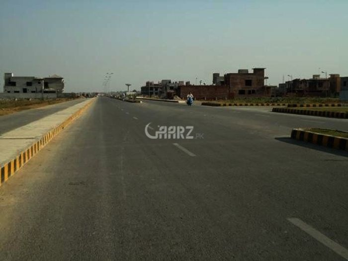 4 Marla Commercial Plot For Sale In DHA Phase-8, Lahore