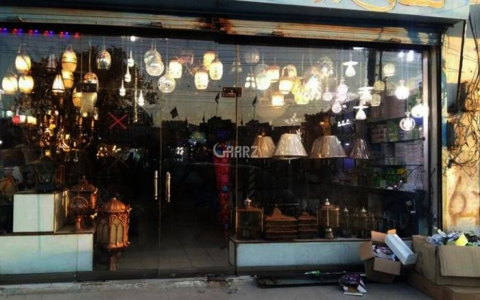 408 Square Feet Shop available For Sale At Shahab pura Road,Sialkot
