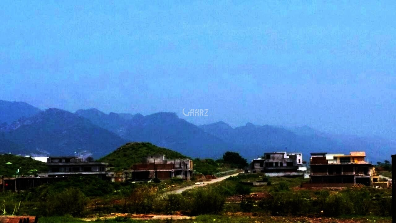 4.4 Marla Plot for Sale In G14/2,Islamabad