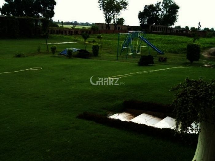 48 Kanal Agricultural Land For Sale Near Toyota Motors, Abbotabad