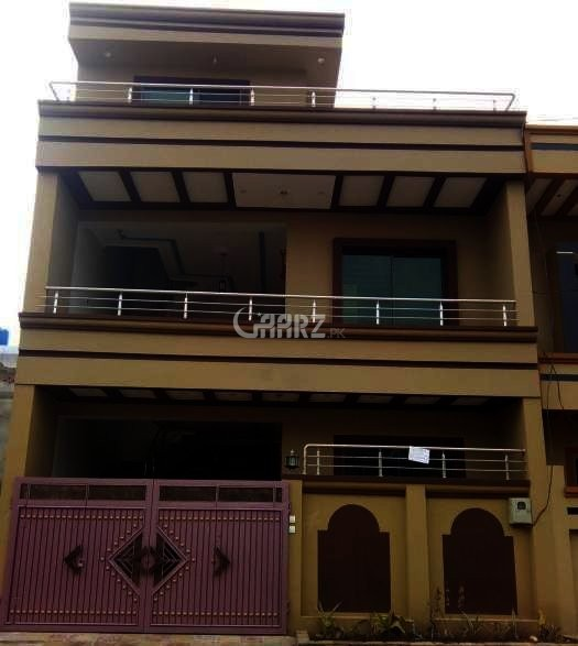 5 Marla House For Sale In Ghauritown Phase-5 Islamabad