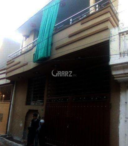 5 Marla House For Sale In Afshan Colony Rawalpindi.