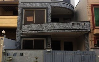 5 Marla House For Sale In Bahria Town Phase-8, Rawalpindi