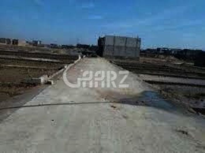 5 Marla Plot For Sale In Chur Chowk, Rawalpindi