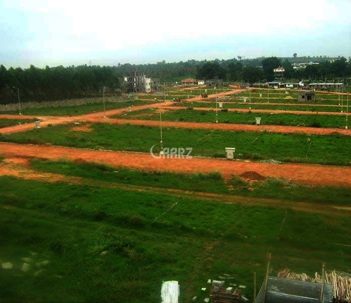 5 Marla Plot For Sale In Ghori Town Phase 4/A, Islamabad.