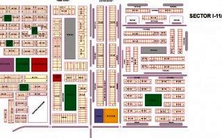 5 Marla Plot For Sale in I-11/2