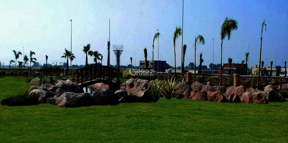 5 Marla Plot For Sale In OPF Society, Lahore