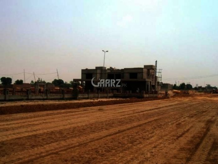 500 Square Yard Plot For Sale In E-13/3, Islamabad.