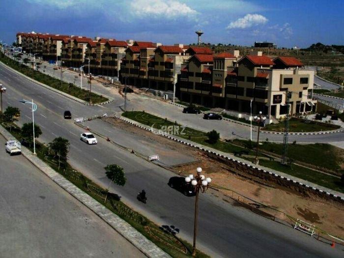 532 Square Yard Corner Plot For Sale in Bahria Town Phase-7, Rawalpindi.