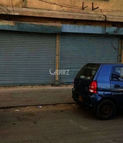 640 Square Feet Pair Of Shop For Rent In DHA-5,Karachi.