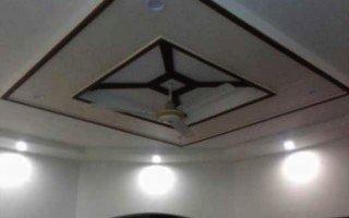 7 Marla House For Rent In Eden Garden Faisalabad.