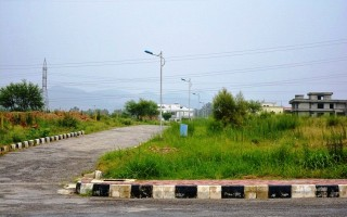 7 Marla Plot For Sale In B-17 Islamabad.