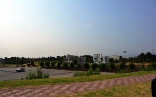 7 Marla Plot For Sale In Bahria Enclave, Islamabad.