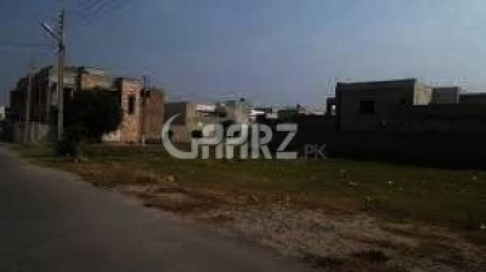 7 Marla Plot For Sale In Razaq Town Rawalpindi.