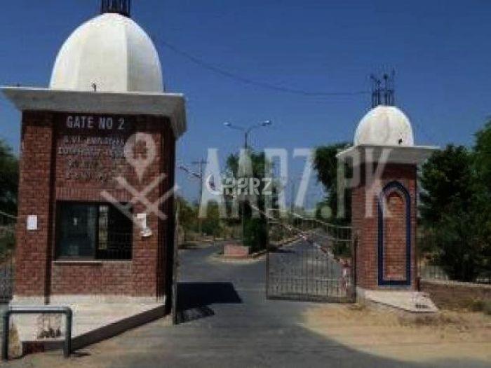 7 Marla Plot For Sale in Govt housing Society