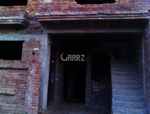 7 Marla Structure House For Sale In Ghori Town Phase 3 Islamabad.