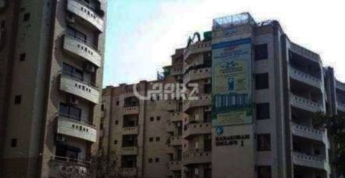750 Square Feet Flat For Sale In F-11, Islamabad.