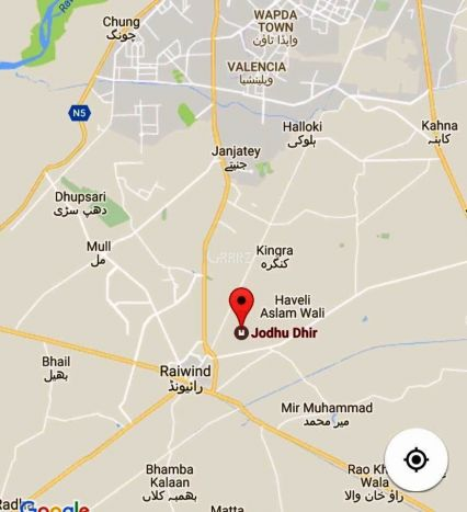 8 Kanal Plot for Sale in Raiwind road, Lahore
