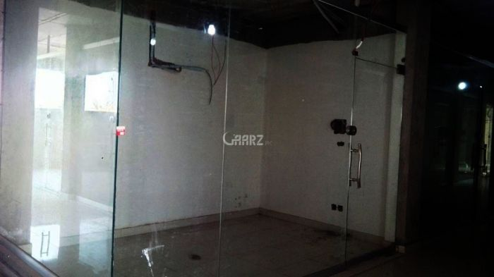 198 Square Feet Shop For Sale In PWD Islamabad, Lower Ground Portion,