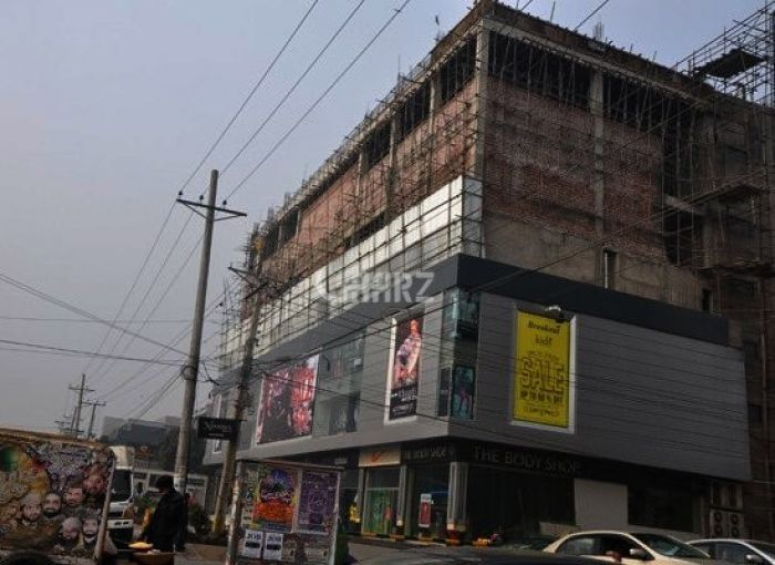 2550 Square Feet Shop For Rent in Wapda Town