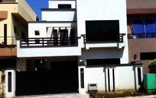 1 Kanal Ground Portion For Rent In Bahria Town Phase-4, Rawalpindi