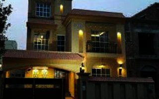 10 Marla Ground Portion For Rent In Bahria Town Phase-4,Rawalpindi.