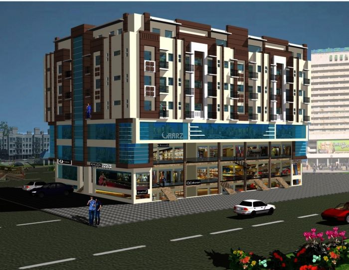 460 Square Feet Business Center At Gulberg, Islamabad