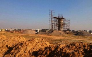 10 Marla Pair Plot For Sale In Bahria Town Phase-8, Islamabad.