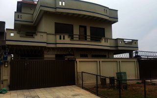 1 Kanal House For Rent In D-12/2, Islamabad.