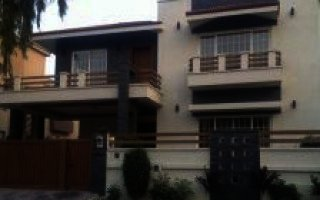 1 Kanal House For Rent In E-11/3 Islamabad.
