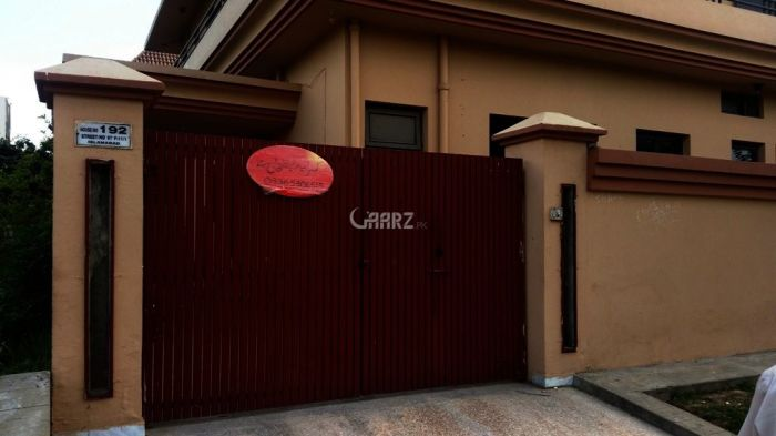 22.64 Marla House For Rent In F-11/1 Islamabad.