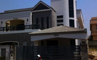 1 Kanal House For Rent In Bahria Town Phase 4,Rawalpindi