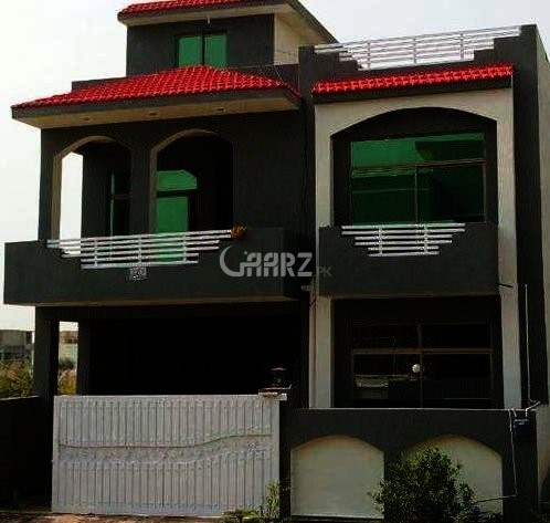9 Marla House for Sale in D-17