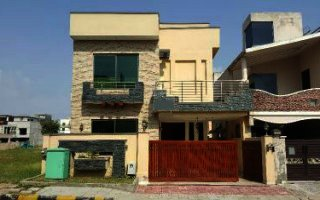 10 Marla House For Sale In Bahria Town Phase-7, Rawalpindi