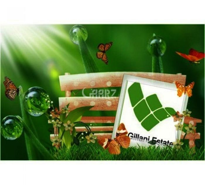 7 Marla Residential Plot Available In Faisal Twon