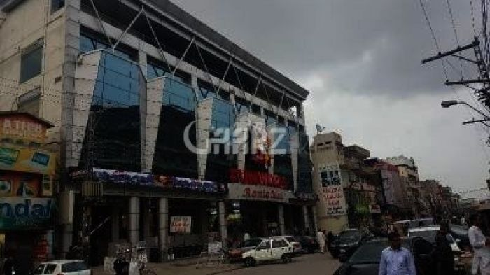 468 Square Feet Commercial Shop for Sale in Rawalpindi Bahria Town Phase-5