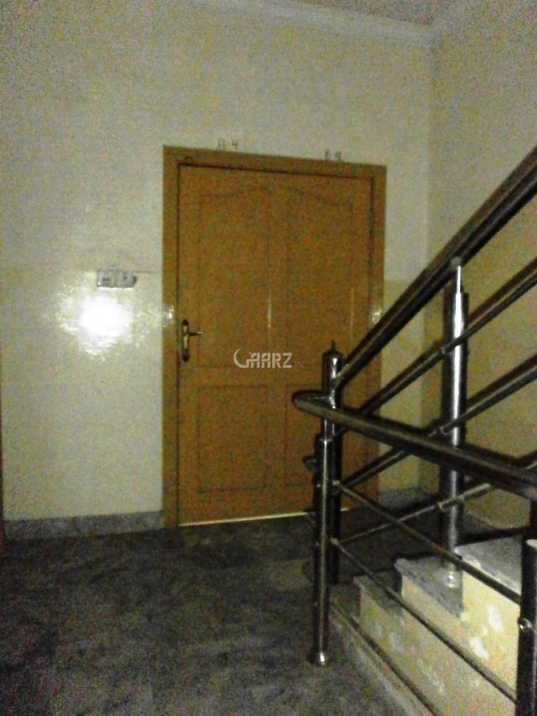 400 Square Feet 1 Bed Apartment For Rent In Ameen Town,Rawalpindi