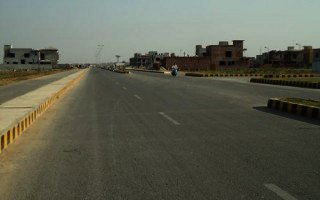 1 Kanal Plot For Sale In DHA Phase-5 K Block, Lahore