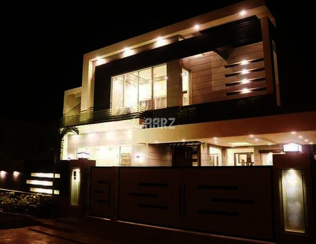 1 Kanal Brand New Outclass House In DHA Phase-6, Lahore