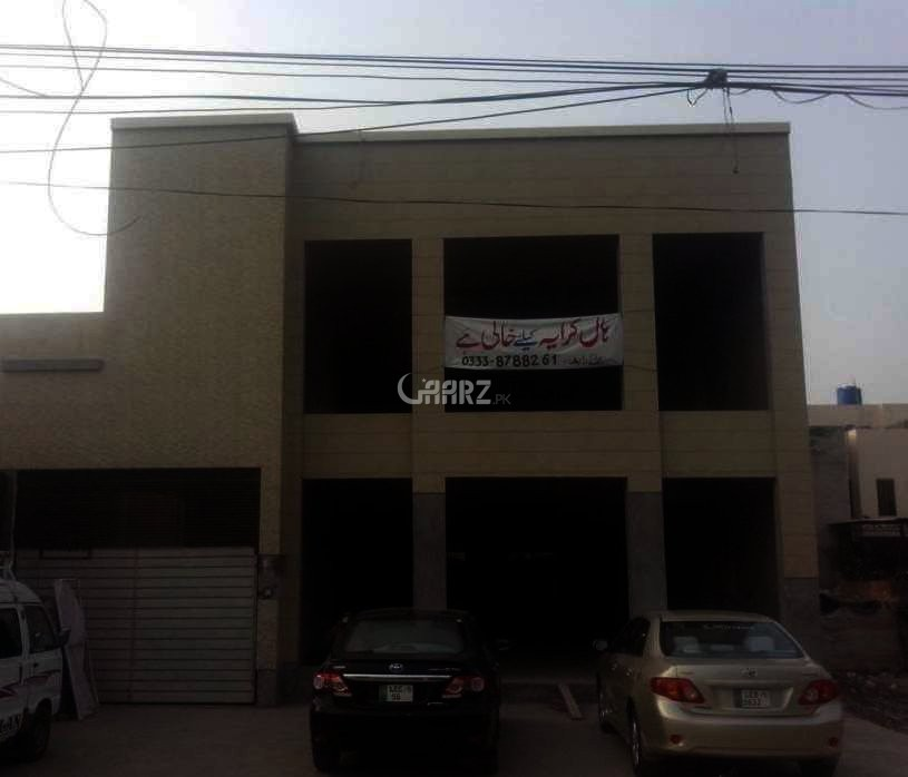 1 kanal Commercial Plaza For Rent  In Johar Town Lahore.