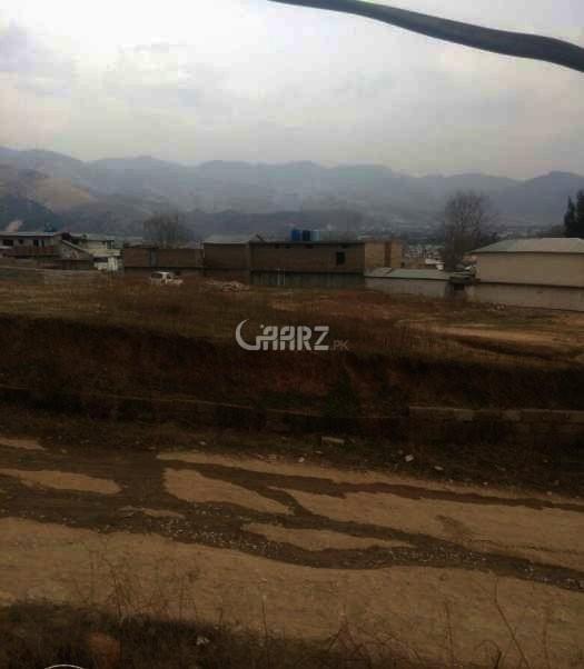 1 Kanal Corner Plot For Sale Near Burnhall College, Abbottabad