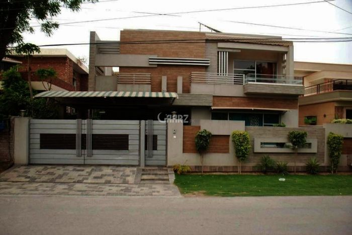 1 Kanal House For Rent In airport road, Lahore