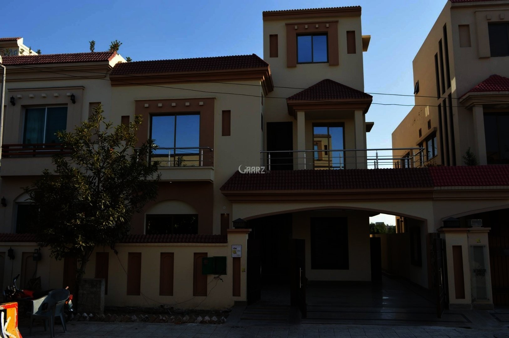 1 Kanal Upper Portion House For Rent In DHA 8 Airport Road, Lahore