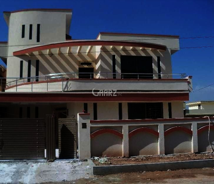1 Kanal House For Sale In Wapda Town, Lahore