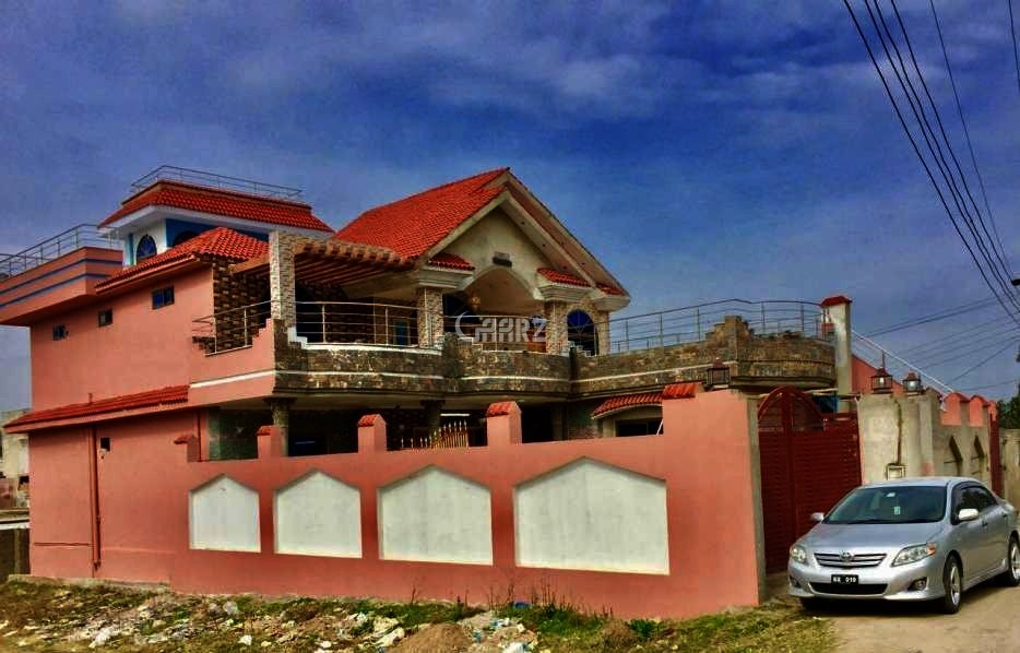1 Kanal House For Sale In Kaghan Colony.