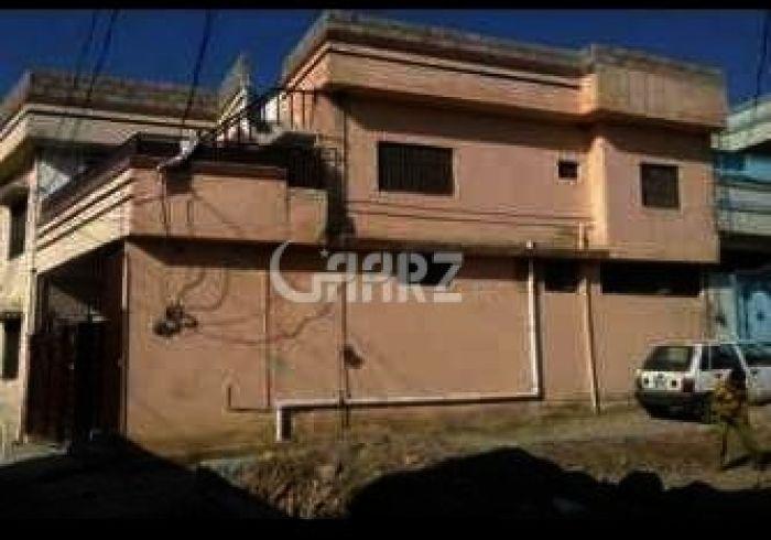 1 Kanal House Near Main Manshera Road, Abbottabad.