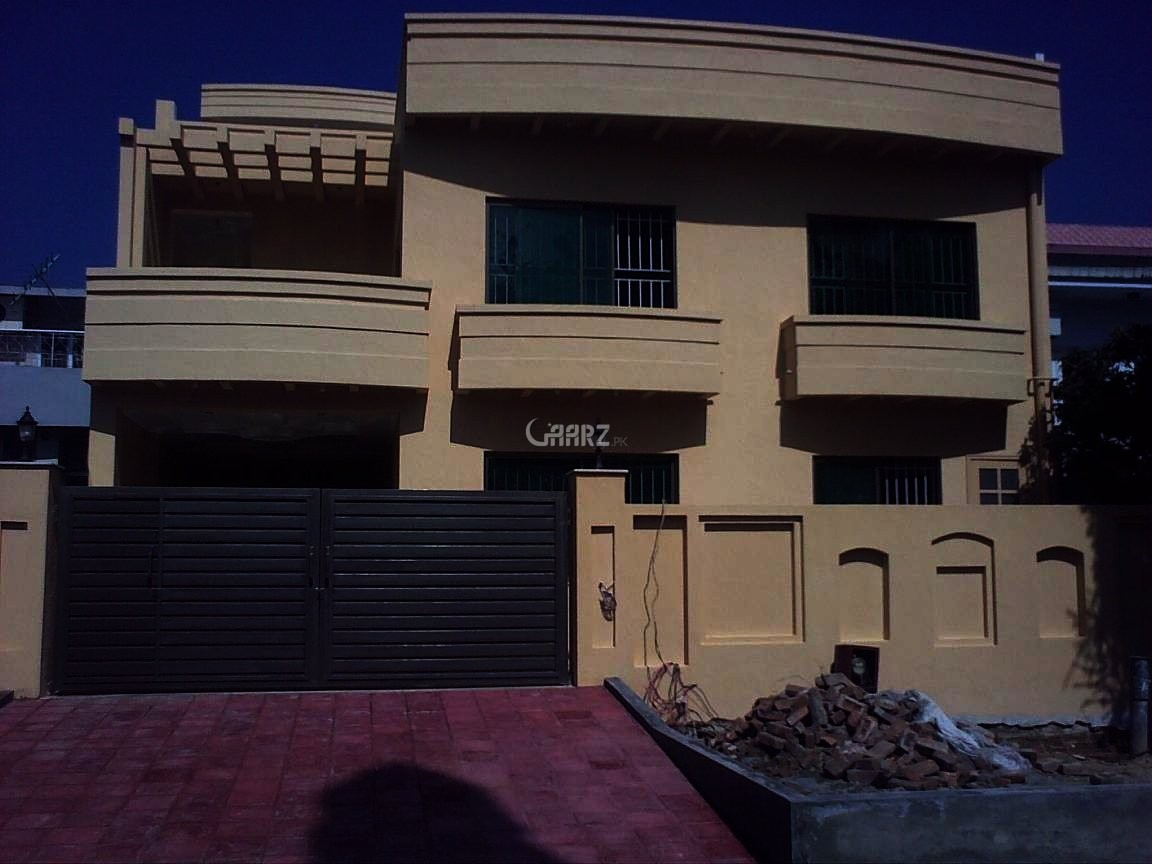 1 Kanal Bungalow For Sale In State Life Housing Society, Lahore