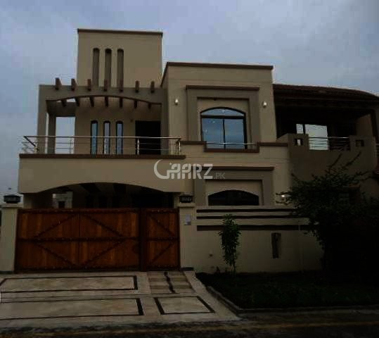 1 Kanal Luxury Brand New Bungalow For Sale In State Life Society, Lahore.